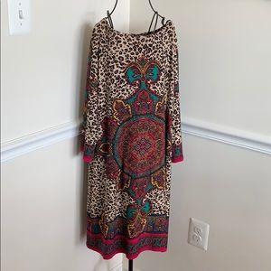 Patterned Dress!